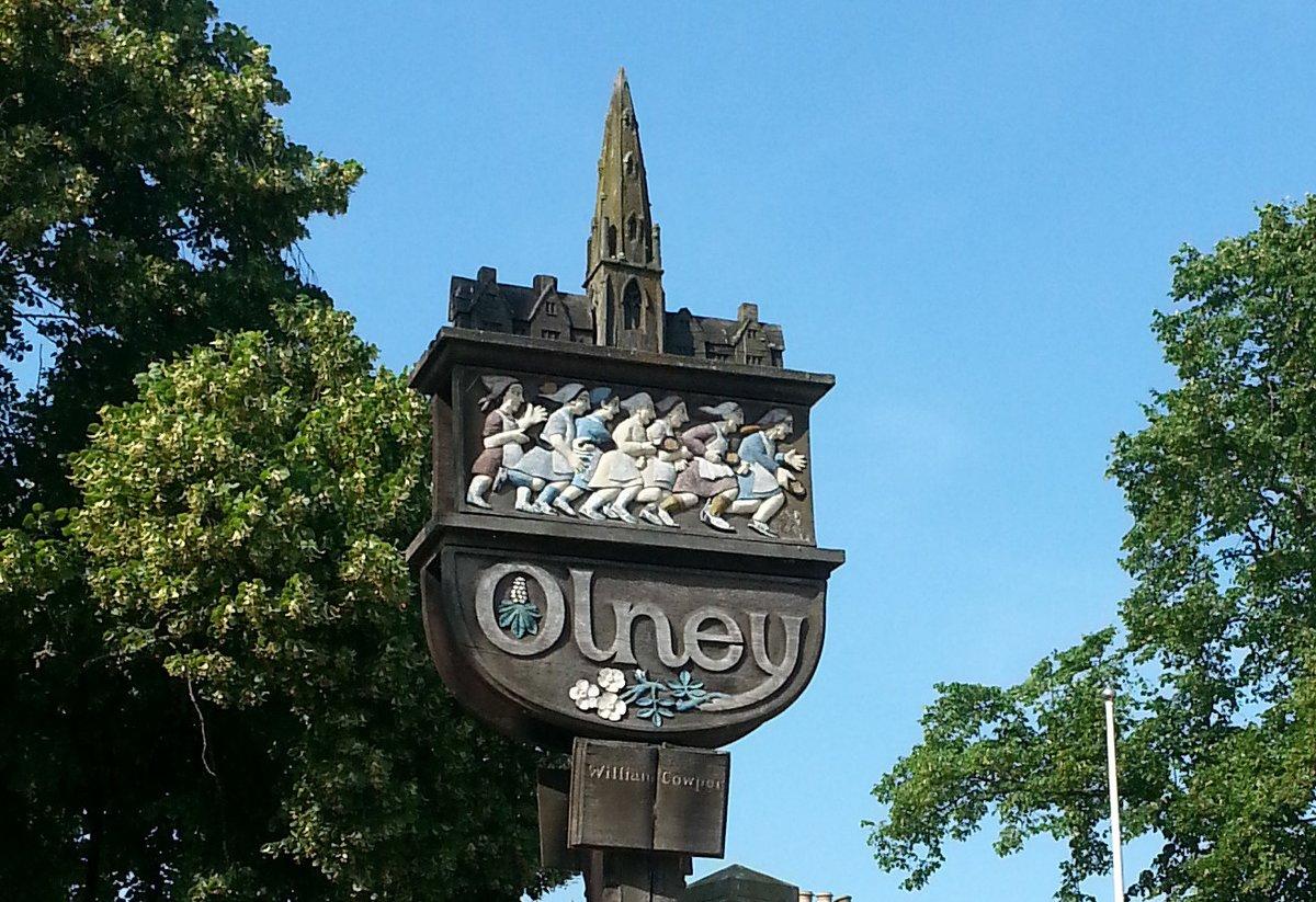 olney sign
