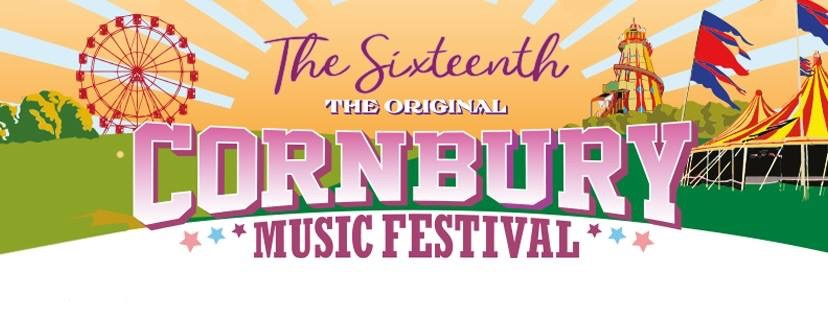 Cornbury Music Festival logo update