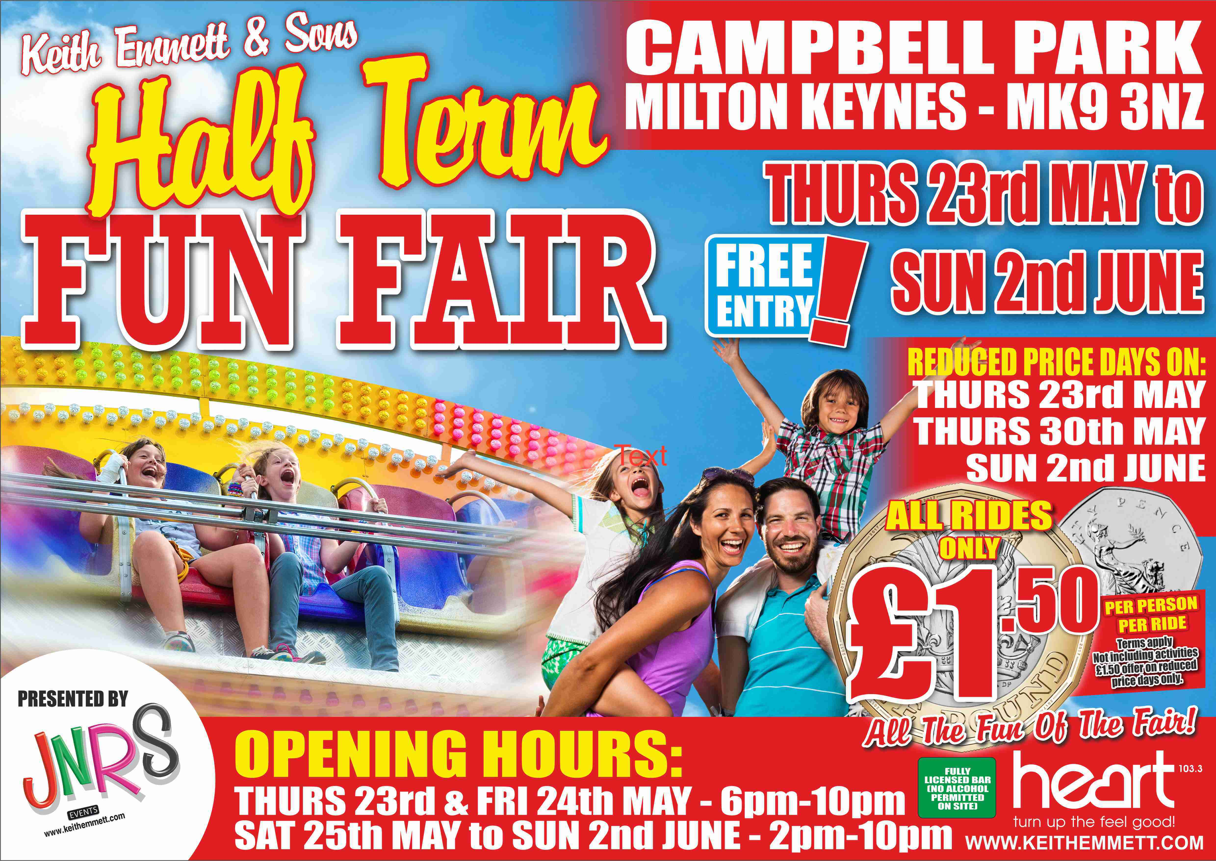 half-term-funfair-campbell-park